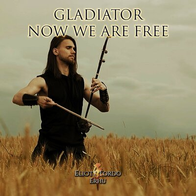 Обложка песни: Eliott Tordo Erhu - Gladiator - Now We Are Free