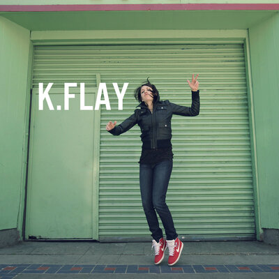 Обложка песни: K.Flay - Messin With My Head