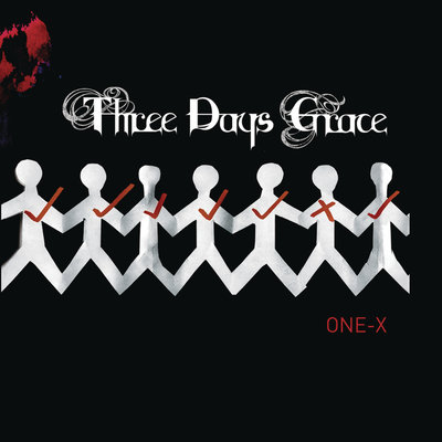 Обложка песни: Three Days Grace - Over and Over